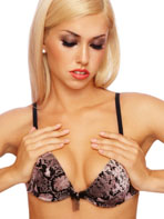 Frauen mit kleinen Bilder Brüsten von